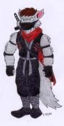Ninja Wolf