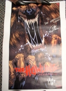 The Howling Comic Poster