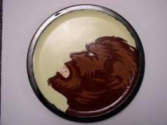 Werewolf Plate