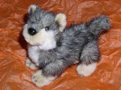 Wolf Plushie